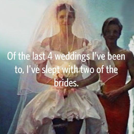 Secret App Wedding Confessions
