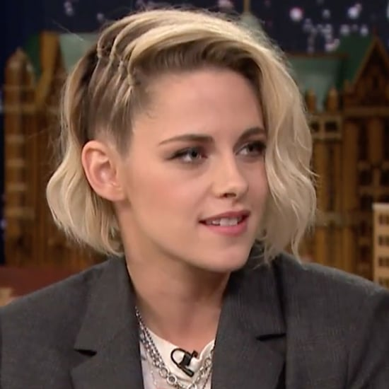 Kristen Stewart on Jimmy Fallon July 2016