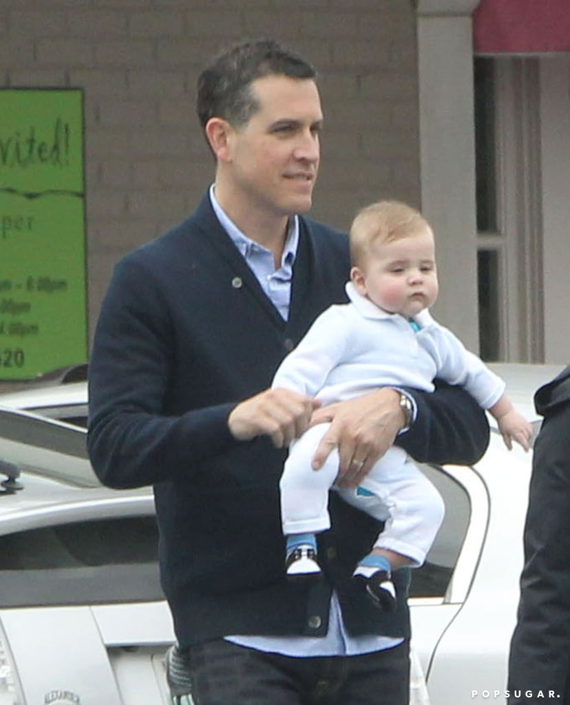 Jim Toth became a dad in September 2012, when Reese Witherspoon gave birth to their son, Tennessee.