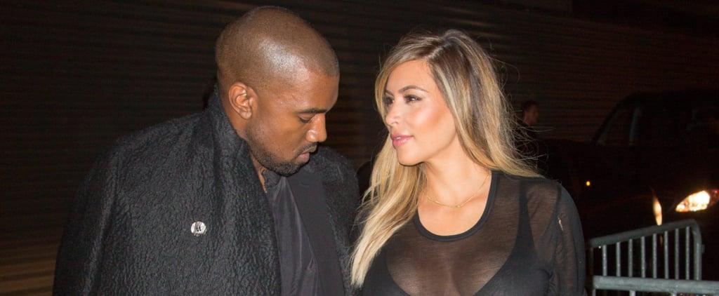 28 Times Kanye West Only Had Eyes For Kim Kardashian
