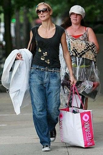 Trend Alert: Baggy Jeans