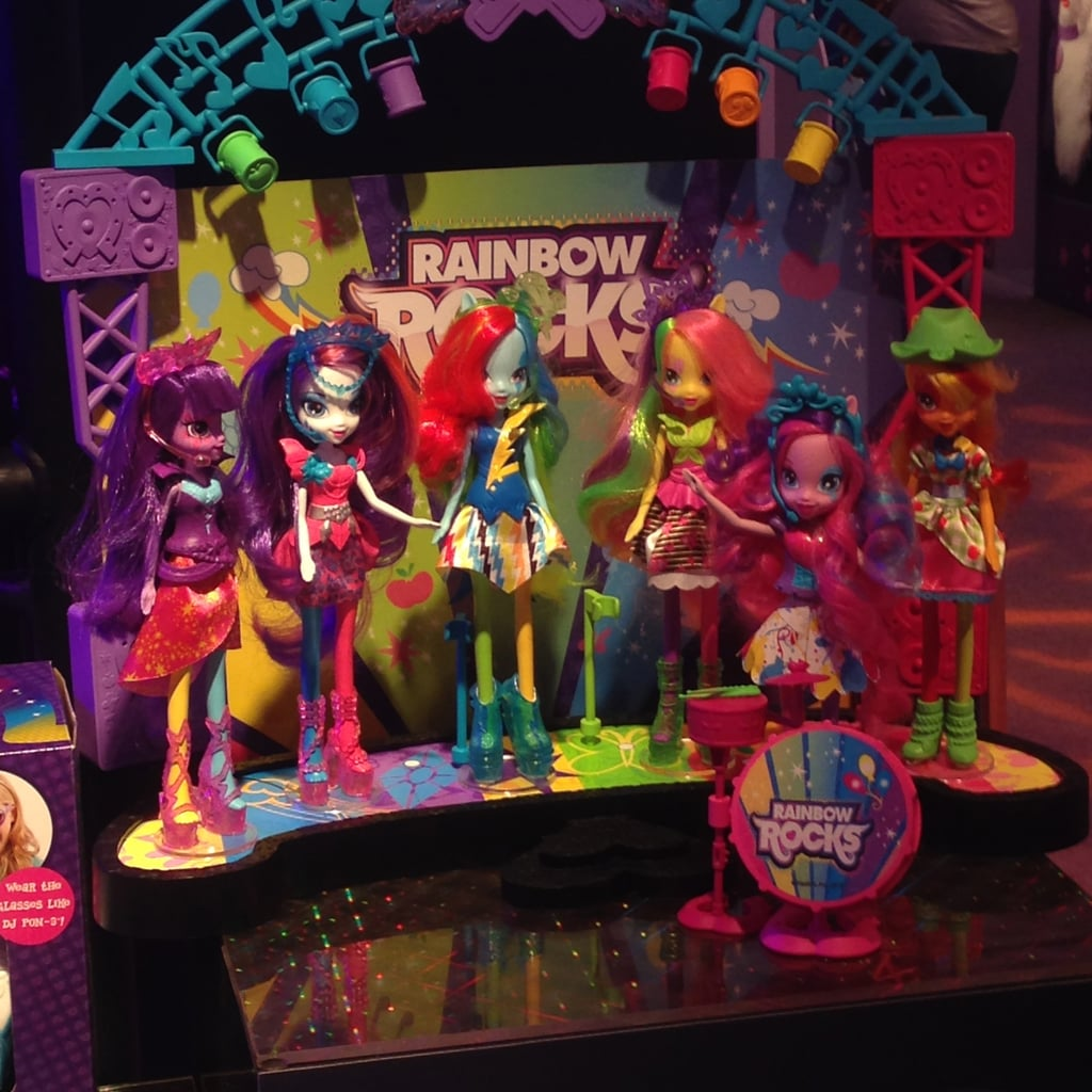 My Little Pony Rainbow Rocks