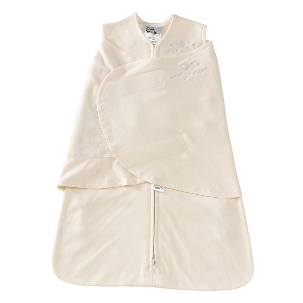 Halo 100% Cotton Sleepsack Swaddle
