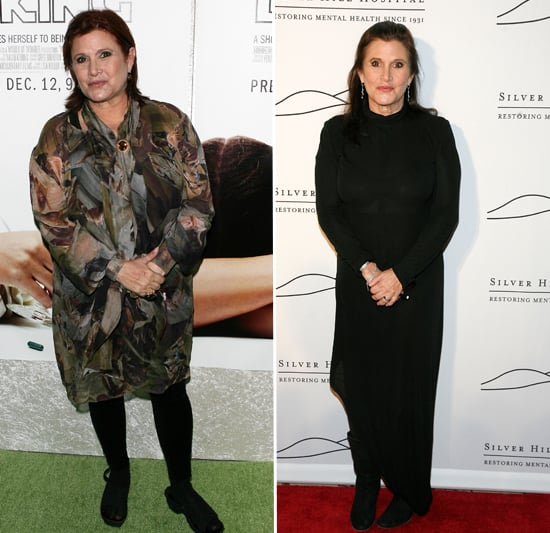 celebrity weight loss transformations before and after