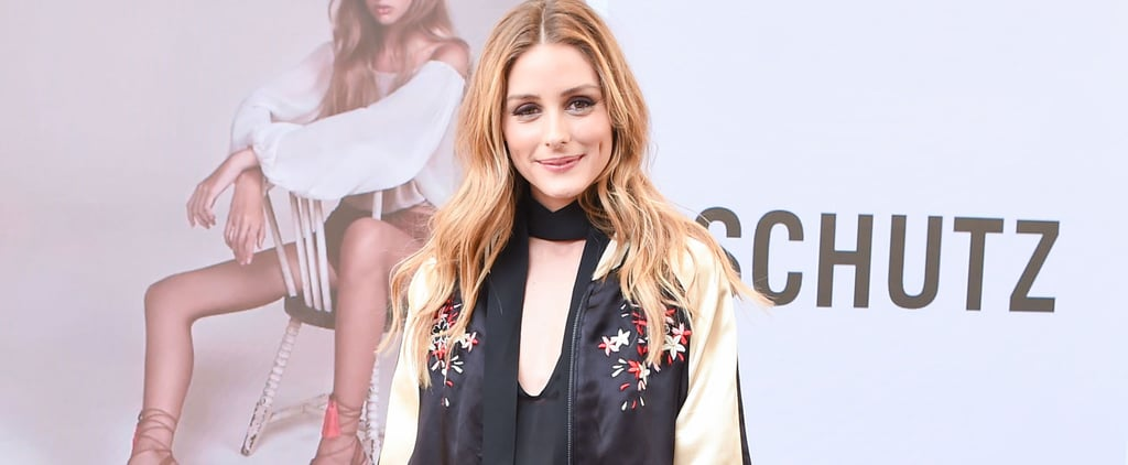 Olivia Palermo Will Make You Want to Put This Jacket at the Top of Your Shopping List
