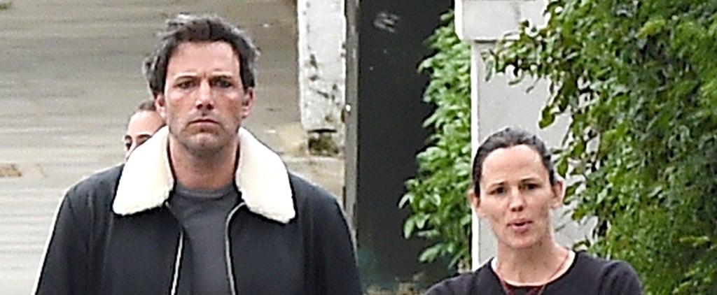 Ben Affleck and Jennifer Garner Step Out Together For a Family Dinner Amid Reconciliation Rumors