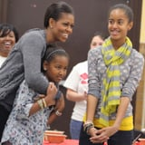 7 Times Michelle Obama Made Us Want to Elect Her Best Mom