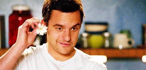 He Can Wear a Flower Like a Pro