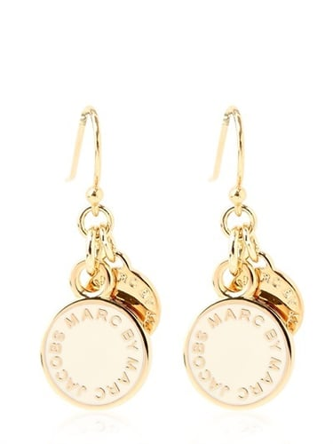 Marc By Marc Jacobs - Classic Marc Discs Earrings