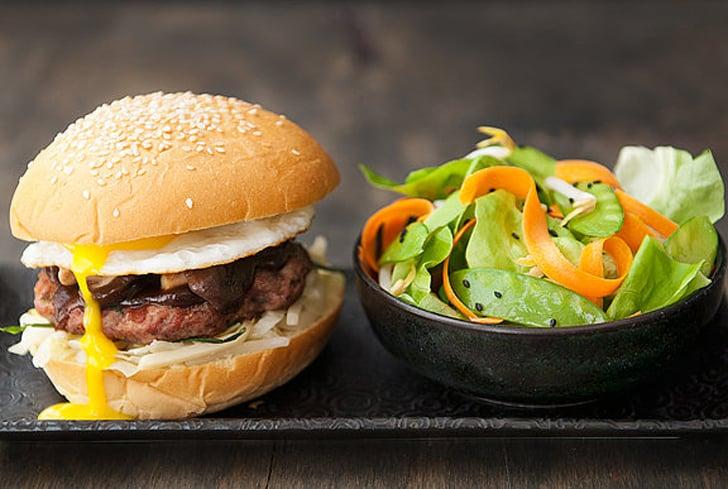Moo Shu Pork Burger