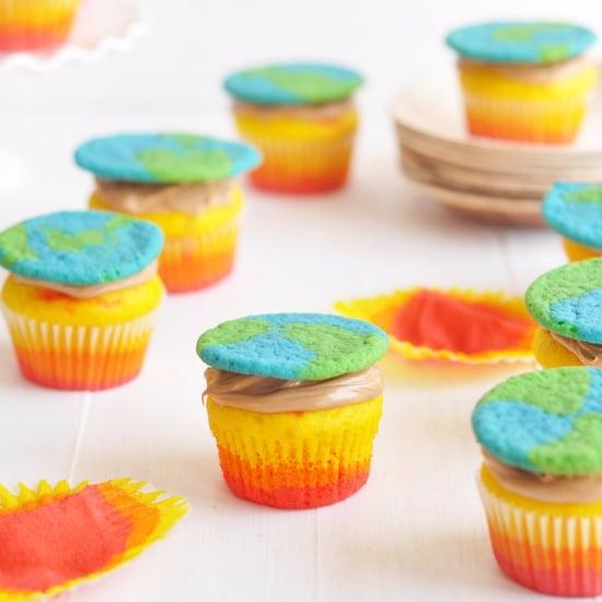 Earth Day Cupcake Recipe