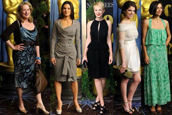 Photos of 2010 Oscar Nomination Lunch with Sandra Bullock, Meryl Streep, Carey Mulligan, Anna Kendrick 2010-02-15 14:30:29