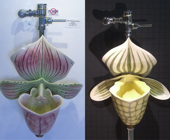 Love It or Hate It? Orchid Urinals