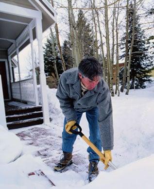 Do Tell: How Do You Treat Icy Sidewalks?