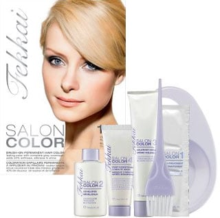 How to Use Home Hair Color