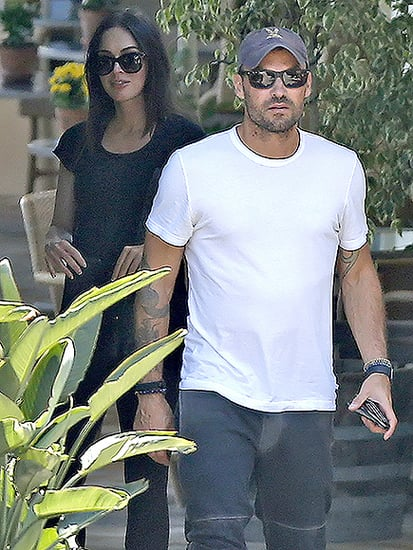 Pregnant Megan Fox and Brian Austin Green Step Out Again After Reconciliation