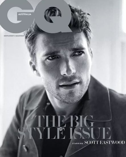 Scott Eastwood makes former girlfriend's death about himself in GQ Australia cover profile
