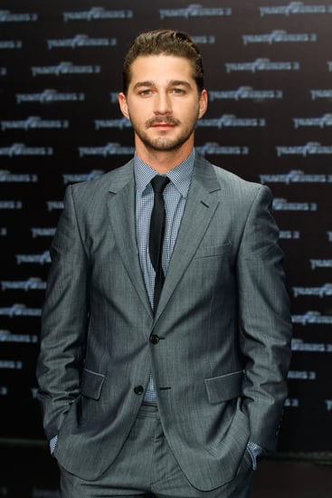 A Gentle Reminder That Shia Is Still a Pretty Attractive Dude