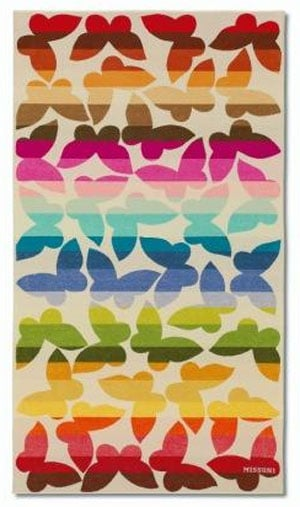 Missoni Jamelia Beach Towel