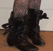 Style For Style: How to Wear Lace Tights