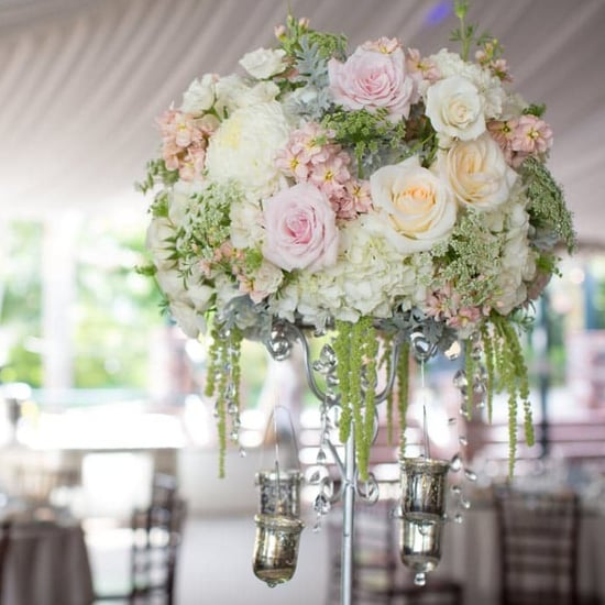 How to Decorate a Glam Wedding