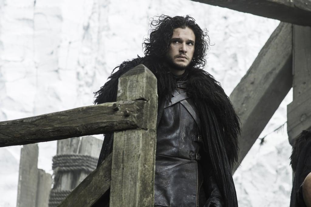 Jon Snow, Played by Kit Harington