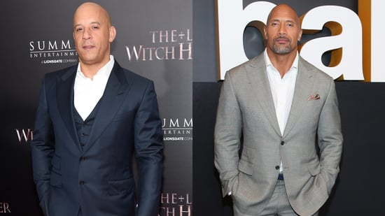 Vin Diesel Continues to Ignore Dwayne Johnson Feud, Speaks French, Talks 'XXX' and Paul Walker in New Facebook Live