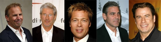 Dear Poll: Which Leading Man Is Aging Most Gracefully?