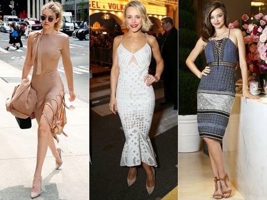 Celebrity Obsession: Jonathan Simkhai's Sexy Midi Dresses