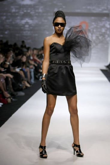L'Oreal Toronto Fashion Week: Nada Yousif Spring 2009
