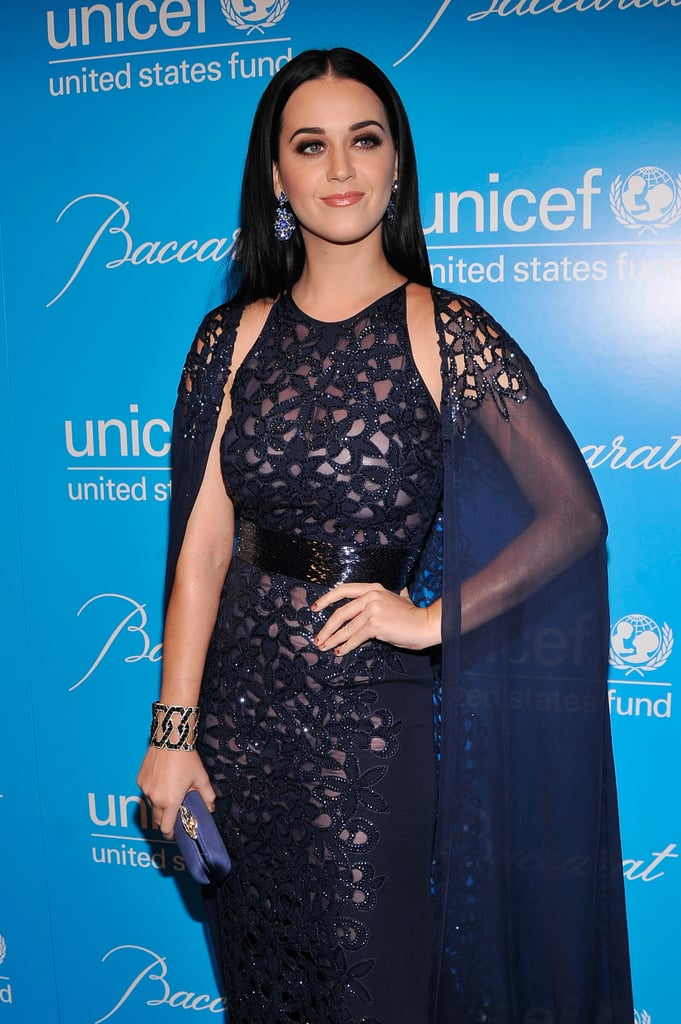 Katy Perry and Selena Gomez Get Glam For the UNICEF Snowflake Ball