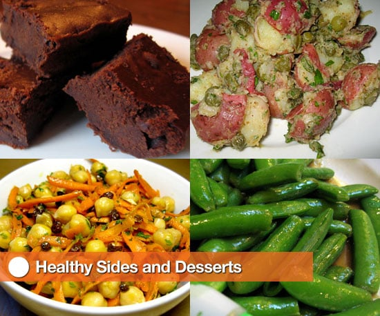Healthy Side Dishes and Desserts