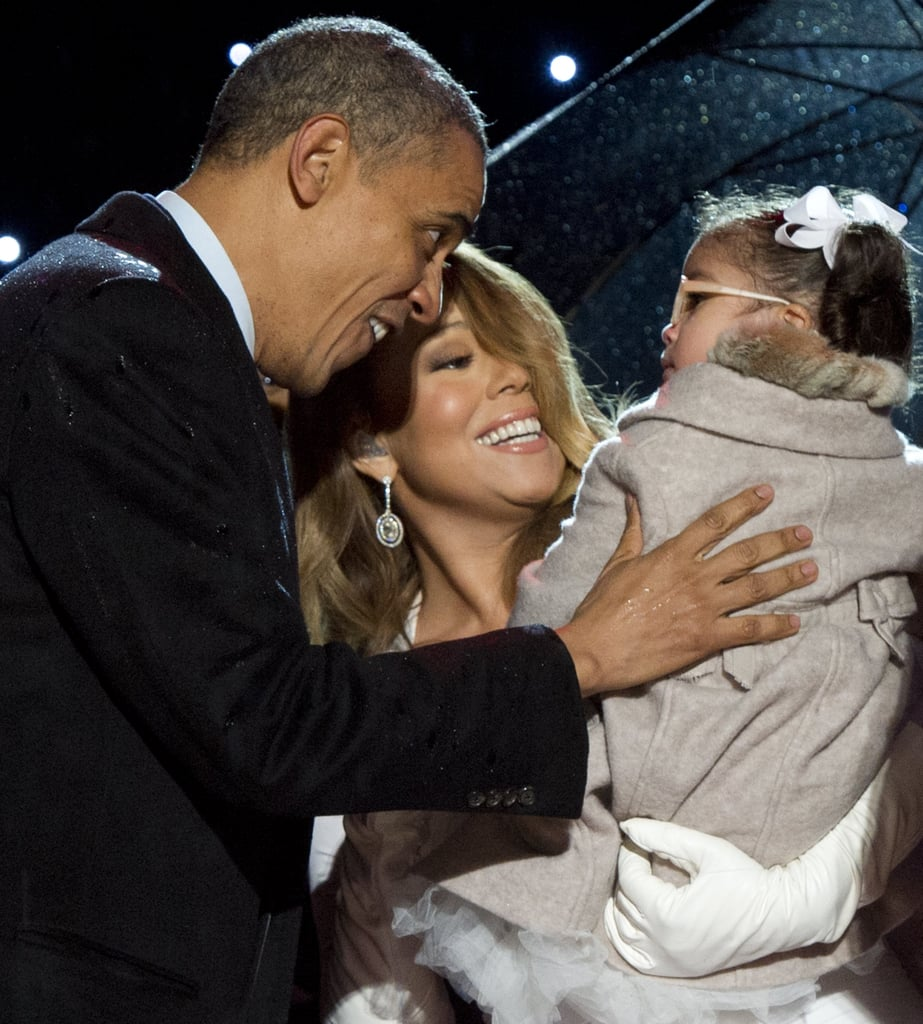 And Barack Really Hit It Off With Monroe