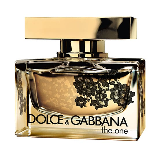 Dolce & Gabbana The One Lace Edition: New Bottle, Same Scent