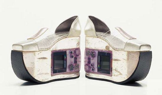Gameboy Shoes: Do They Come in an 8?