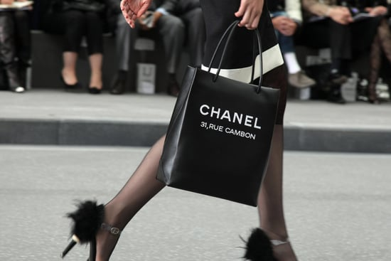 Chanel's Spring 2009 Handbags Are Too Clever By Half