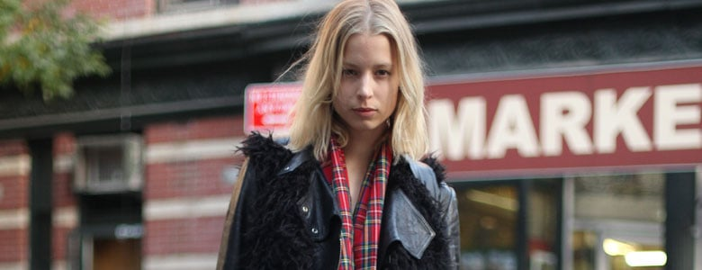 The Cool Girl's Guide to Wearing Leather