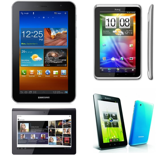Tablets Under 10-Inches