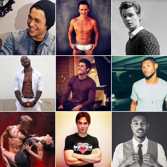 40 Superhot Male Stars You Should Follow on Instagram