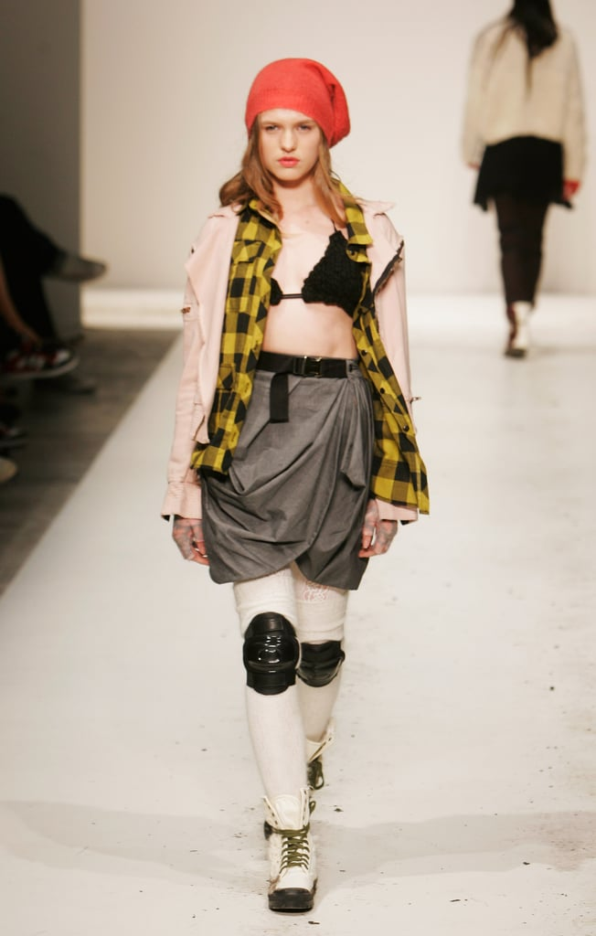 Air New Zealand Fashion Week 2008: Lonely Hearts