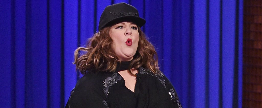 Melissa McCarthy Holds Nothing Back in Her Incredible Lip Sync Battle Against Jimmy Fallon
