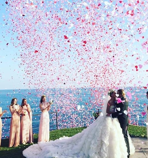 All The Photos You Need To See From Giovanna Battaglia's Epic Capri Wedding