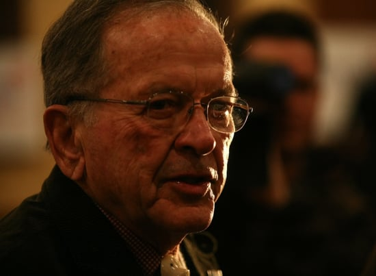 Front Page: Alaska's Ted Stevens Loses Tight Reelection Bid