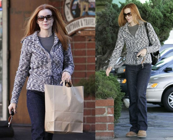 Marcia's Still on Vacation From Wisteria Lane