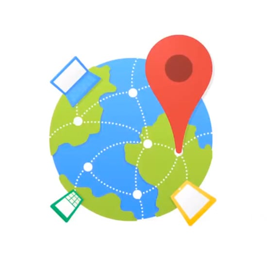 Mapping With Google