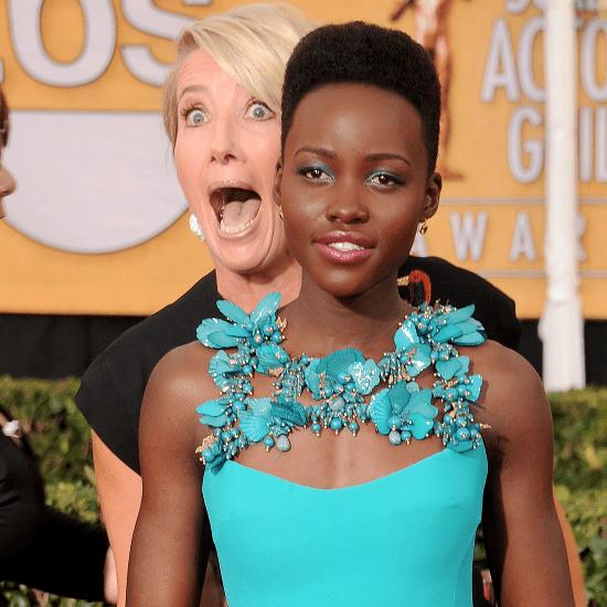 The Best Celebrity Photobombs