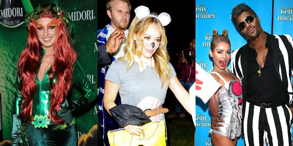 Let Last Year's Celebrity Costumes Inspire Your Halloween Look