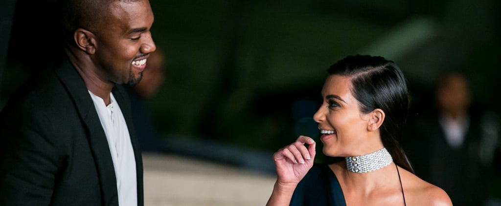 Kanye West's Christmas Gifts For Kim Kardashian Prove He Just Might Be the Real Santa Claus