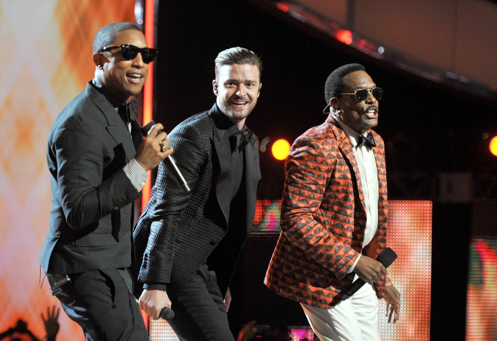 Justin Timberlake, Jamie Foxx, and More Get the BET Party Started