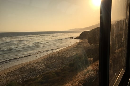 Who Needs The Hyperloop? I Took A Train From The Bay Area To LA